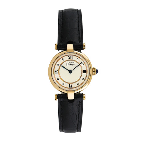 Must de Cartier Quartz // Pre-Owned
