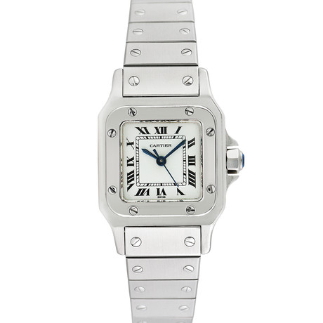 Cartier Galbee Automatic // Pre-Owned
