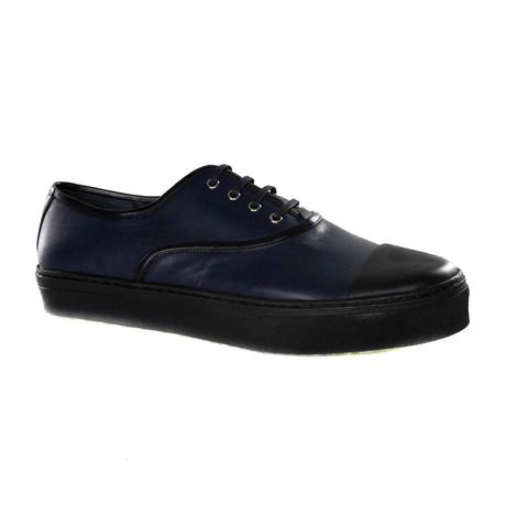 Sneaker // Navy (Euro: 35)