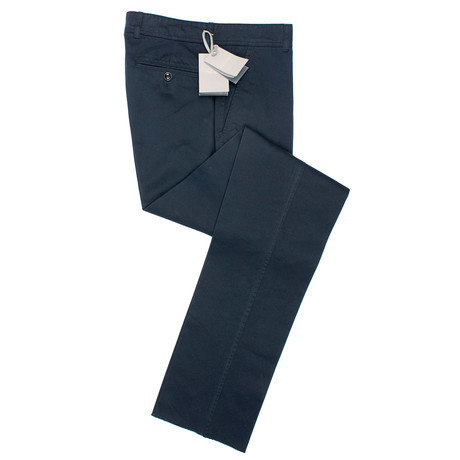 Tom Ford // Cotton Pants // Navy Blue (44)