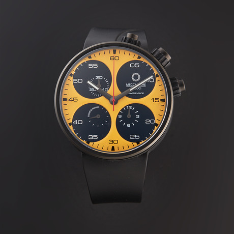 Meccaniche Veloci Chronograph Automatic // W123K141496025 // Store Display