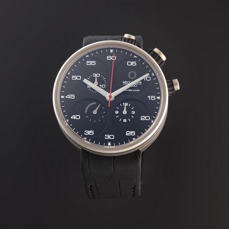 Meccaniche Veloci Chronograph Automatic // W123N082422016 // Store Display