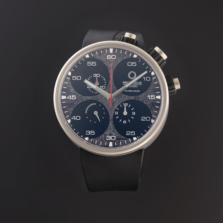 Meccaniche Veloci Chronograph Automatic // W123N176496024 // Store Display