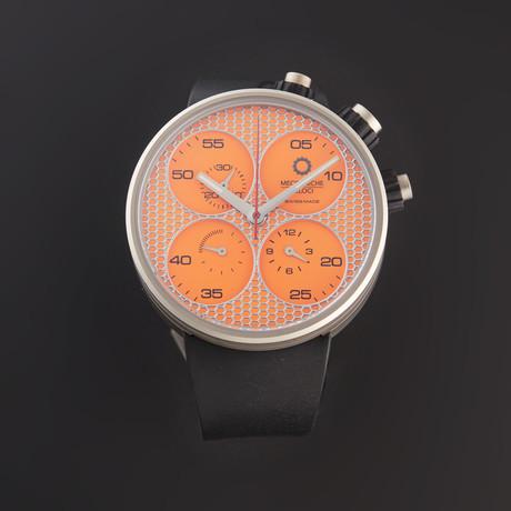 Meccaniche Veloci Chronograph Automatic // W123N341496024 // Store Display