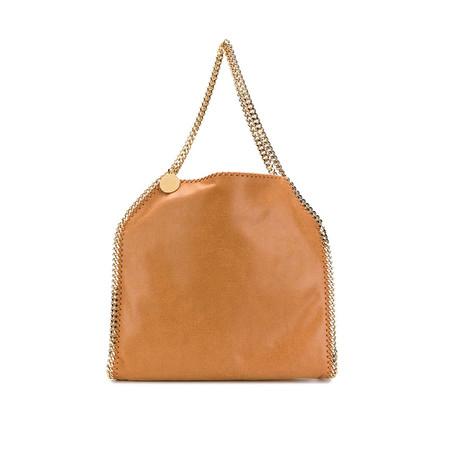 Stella McCartney // Small Falabella Tote Handbag // Brown