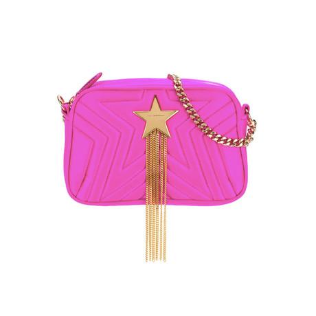 Stella McCartney // Mini Shoulder Handbag // Pink