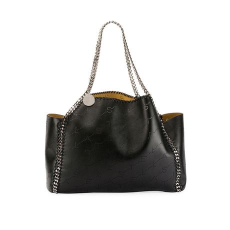 Stella McCartney // Falabella Reversible Tote Handbag // Black