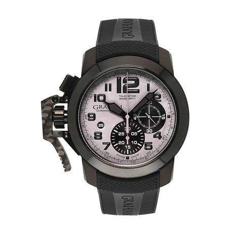 Graham Chronofighter Oversize Black Arrow Automatic // 2CCAU.S01A.K92N // Store Display