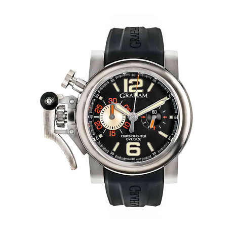 Graham Chronofighter Oversize Ranger Automatic // 2OVAS.B07A // Store Display