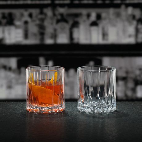 Drink Specific Barware // Neat // Set of 2