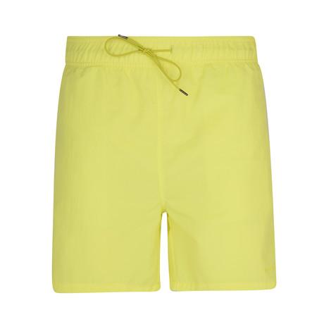 Drewy Basic Swim Shorts // Acid Yellow (S)