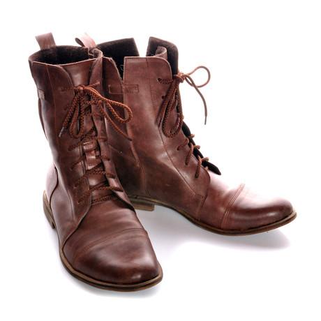 Masatti Cap Toe Boot // Brown (US: 7)
