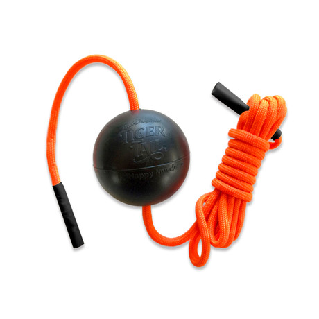 Tiger Ball 1.7 // Massage On A Rope