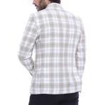Mason Slim Fit Blazer // Light Gray (Euro: 52)