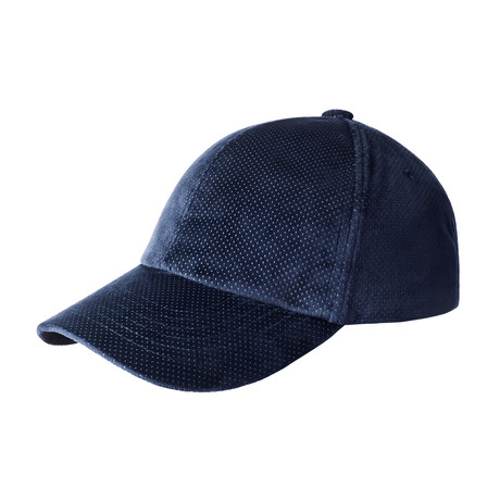 Leff // Navy Dot