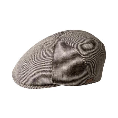 Redford // Cream + Burnt Stripe (S)