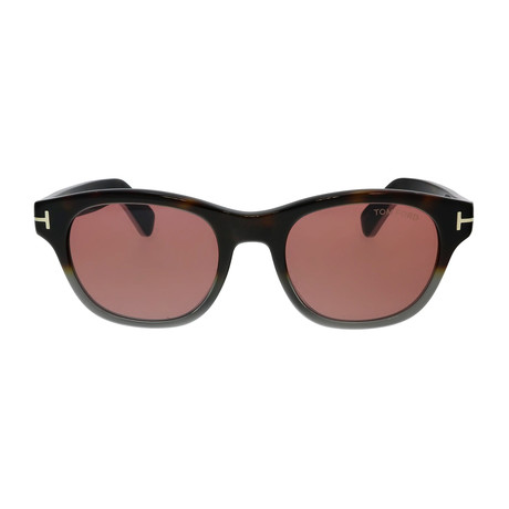 Men's O'Keefe Sunglasses // Havana + Brown