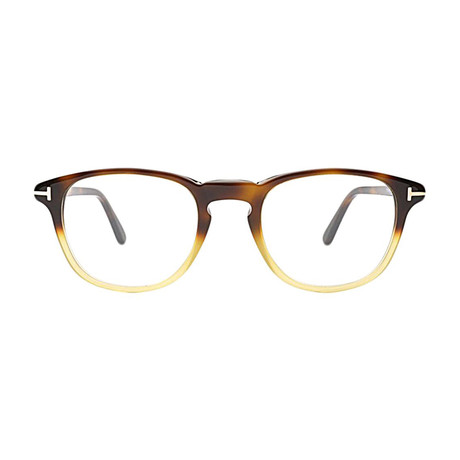 Nate Optical Frames // Blonde Havana