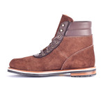 Weldon Boots // Brown Suede (US: 7.5)