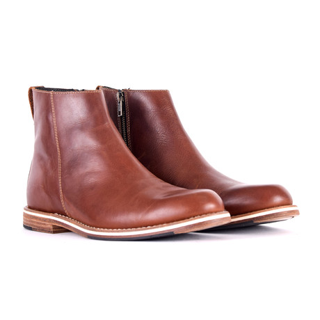 Pablo Boots // Brown (US: 9)
