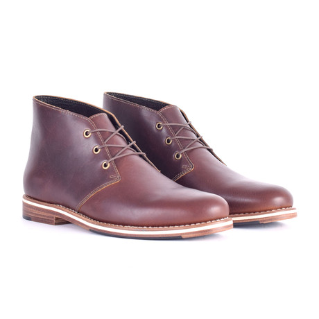 Declan Boots // Brown (US: 9)
