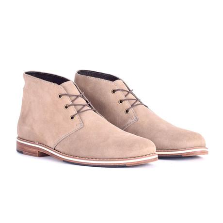 Declan Boots // Tan Suede (US: 9)