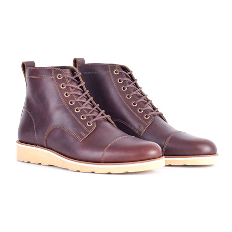 Lou Boots // Brown (US: 9)