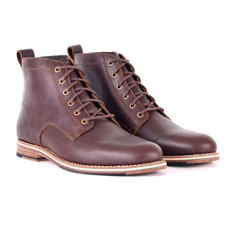 Zind Boots // Brown (US: 9)