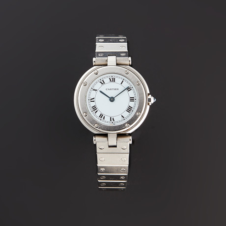 Cartier Ronde Quartz // Pre-Owned