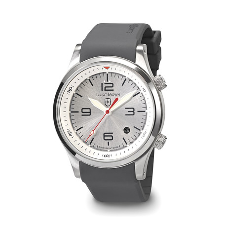 Elliot Brown Canford Quartz // 202-017-R10