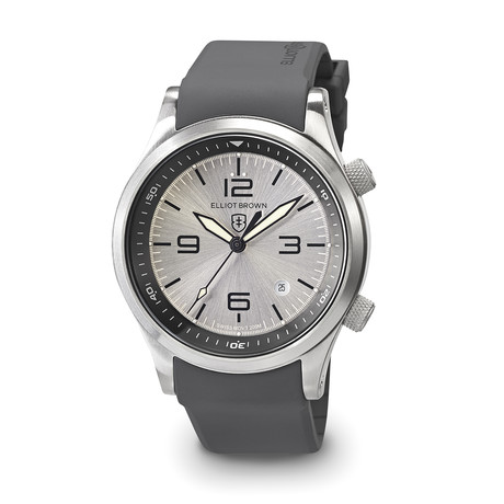 Elliot Brown Canford Quartz // 202-016-R10
