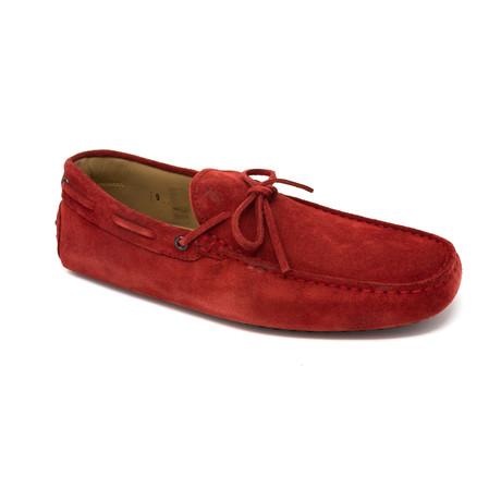 Loafer // Red (UK: 6)