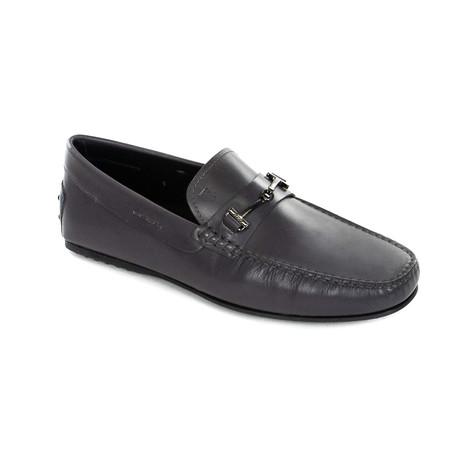 Embellished Loafer // Gray (UK: 6)