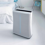 Roger // HEPA Air Purifier + Active Carbon Filter