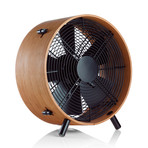Otto // High Velocity Floor Fan // Bamboo