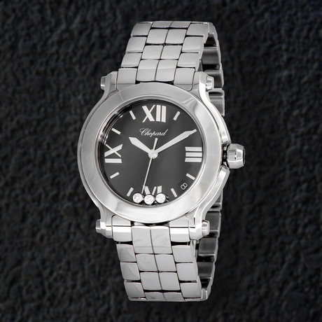 Chopard Ladies Happy Sport Quartz // 278744-3004