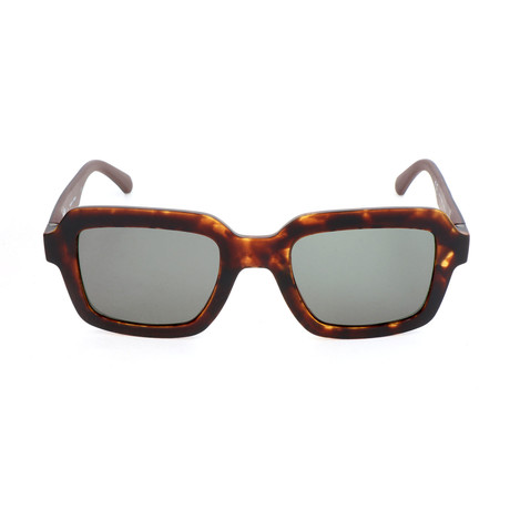 Unisex AOR021 Sunglasses // Havana Brown + Black
