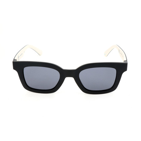 Unisex AOR023 009.001 Sunglasses // Black + White