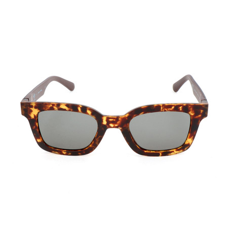 Unisex AOR023 148.009 Sunglasses // Havana Brown + Black