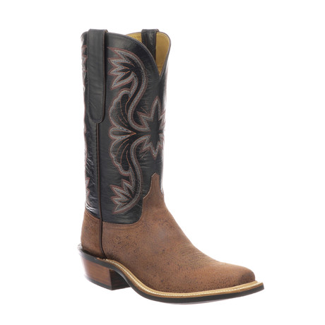 Harvey Cowboy Boots // Chocolate (US: 7)