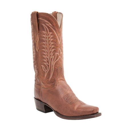 Logan Royal Cowboy Boots // Antique Chocolate (US: 7)