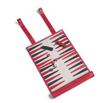 Roll-Up Backgammon Set (Red)