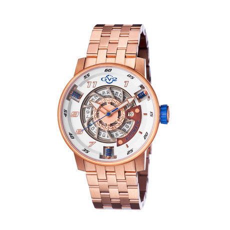 GV2 Motorcycle Sport Swiss Automatic // 1302B