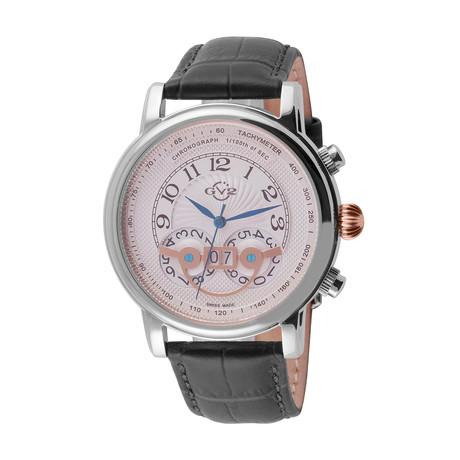 GV2 Montreux Chronograph Swiss Quartz // 8100