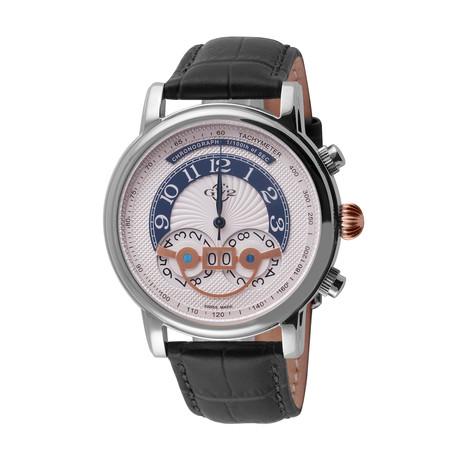 GV2 Montreux Chronograph Swiss Quartz // 8101