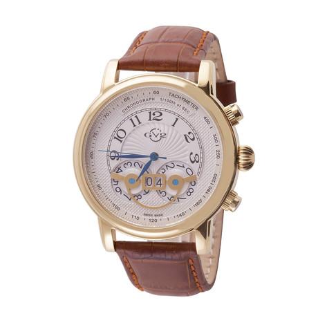 GV2 Montreux Chronograph Swiss Quartz // 8102