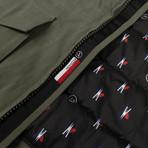 Moncler // Fragment Hiroshi Fujiwara Davis Jacket // Green (XS)