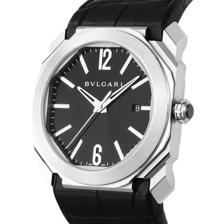 Bulgari Octo Automatic // BGO41BSLD // Pre-Owned