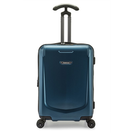 "Palencia // Hardside Expandable Spinner // Metallic Blue (21"")"
