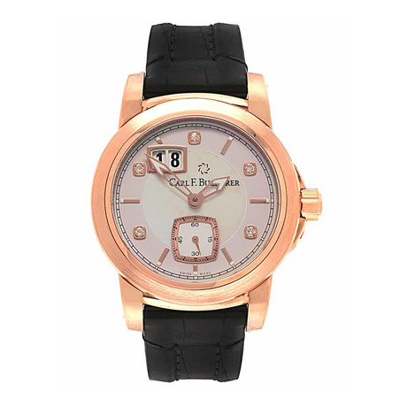 Carl F. Bucherer Ladies Patravi Date Automatic // 00.10630.03.77.01 // Store Display